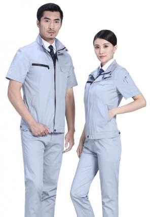 专家介绍棉麻面料工作服的优势及特点